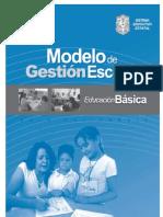 Modelo de Gestion Escolar (Para Directivos
