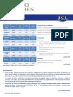 Flash spécial sur les marchés - point hebdomadaire - 2013 09 06 BdP