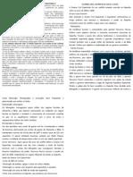 • A crise econômica de 1929 e seus efeitos mundiais. • A Guerra Civil Espanhola.