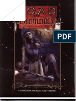 Vampire Dark Ages - Road of Humanity