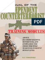 Counter Terrorist Training Manual
