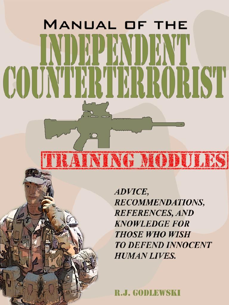 Counter Terrorist Training Manual   Counter Terrorism   Guerrilla Warfare