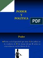 Poder y Polìtica