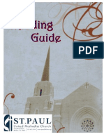 2013 wedding brochure