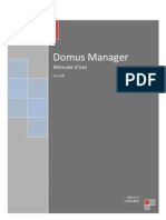 Domus Manager Manuale