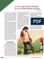 El Rescate de La Agricultura Familiar