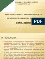 5-TEORIA-CONDUCTISTA(1)