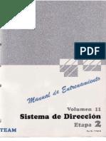 11.- Sistema de Direccion Hidraulica