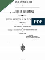 O Thesouro Do Rei Fernando, de Luciano Cordeiro