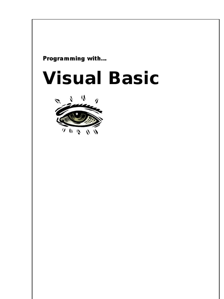 Visual Basic Advanced Lessons | Basic | Button (Computing)