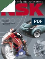 Catalogo Nsk Rolamentos Automotivos