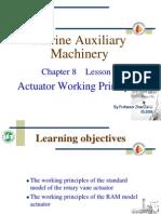 2_Actuator Working Principles