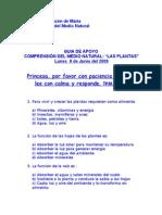 Guía Comp Medio Natural Las Plantas  08-06-09 (YO)