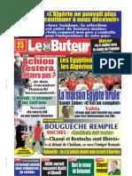 LE BUTEUR PDF du 23/06/2009