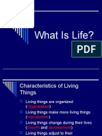 Biologi - What is Life