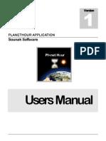 PlanetHour Manual
