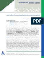 NABE (the US) Outlook September 2013