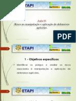 1 - Pág 77 Slides - Defensivos Agrícolas - Com voz