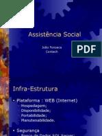Apresentação Assistência Social