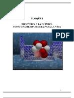 Química I - PRIMER PARCIAL
