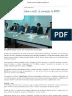 Federação dos Metalúrgicos orienta sobre correção do FGTS