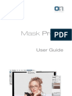 Mask Pro 4 User Guide