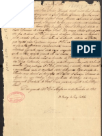 Carta as Capitanias Sobre Sementes