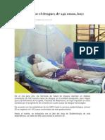 06/09/13 Tiempoenlinea Alerta Roja Por El Dengue
