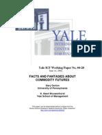 Yale Paper June 04