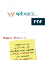 Sphoorti Presentation