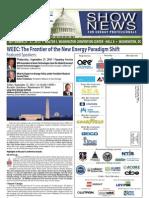 2013 World Energy Engineering WEEC Newspaper
