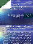 Teoria de la Constitucion en el Perú