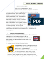 Media of the United Kingdom