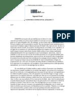Freud, Sigmund - Construcciones en El Analisis