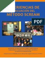 Experiencias de adecuación del método SCREAM en unidades educativas diurnas de El Alto