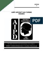 Gas Turbine Engines-US Army Aviation Course AL0993