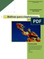 ABP ABELLA GONAZOLO - Bolivar Para Riopaltenses