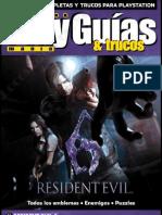 PlayManía. Guías & Trucos - Resident Evil 6
