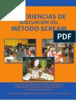 Experiencias de adecuación del método SCREAM en unidades educativas nocturnas de El Alto