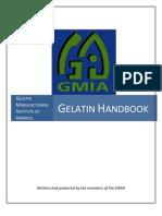 GMIA Gelatin Manual 2012