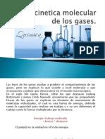 Teoria Cinetica Molecular de Los Gases