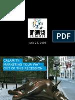 Calamity Master - Gravity Summit Version
