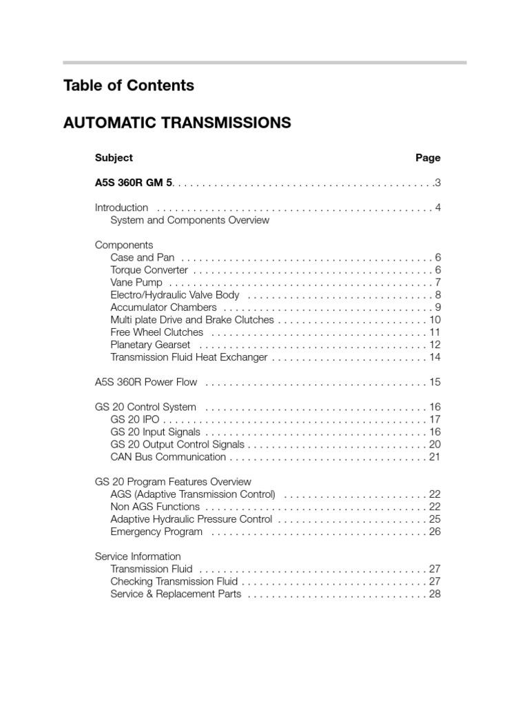 Bmw 5hp19 automatic transmission transmission mechanics fandeluxe Images