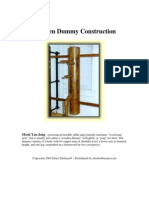 Wooden Dummy Constructions