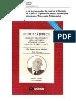Profesorul Gh Buzatu Ne Face Un Cadou de Ziua Sa a Sfantului Gheorghe Istoria Sa Judece o Pledoarie Pentru Rejudecarea Lotului Antonescu Si Anularea Procesului Tribunalului Poporului