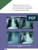 Informe final del Comite TBC Resistente XDR, Perú