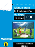 Manual de elaboración de expedientes