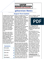 Safer Neighbourhoods Newsletter 1 Sept 13