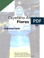 Cayetano Arroyo Flores 1ª parte