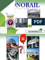 Monorail Nuh Akbar Sistem Transportasi Gunadarma